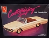 AMT 6833    --     1966 Thunderbird  Advanced Customizing Series   1:25