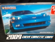AMT 685   --   2009 Corvette Coupe  1:25