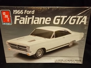 AMT 6926      --       1966 Ford Fairlane GT/GTA    1:25