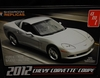 AMT 756/12   --   2012 Corvette Coupe   1:25