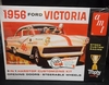 AMT 807/12    --    1956 Ford Victoria  3'n1 Hardtop Customizing Kit    1:25