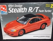 AMT 8072   --   1994 Dodge Stealth R/T Twin Turbo   1:25