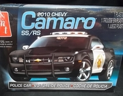 AMT 817L/12    --      2010 Chevy Camaro SS/RS    Police Car   1:25