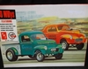AMT 818/12    --     '40 Willys   /   Build Pickup or Coupe  1:25