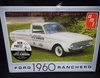 AMT 822/12   --   1960 Ford Ranchero   1:25
