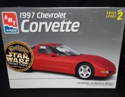 AMT 8327   --    1997 Chevy Corvette  1:25