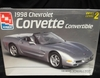 AMT 8329    --    1998 Corvette Convertible  1:25