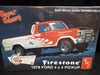 AMT 858/12   --    'Firestone'  1978 Ford 4x4 Pickup    1:25
