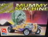 AMT 8580   --    Mummy Machine  (glows in the dark)  1:25