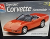 AMT 8607   --    Corvette Convertible   1:25