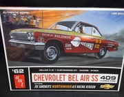 AMT 865/12   --    '62 Chevy Bel Air SS    2'n1  1:25
