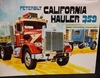 SOLD OUT!!!   AMT 866/06    --    California Hauler 359 - Peterbilt   1:25