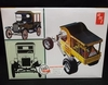 "AMT 869/12   --    ""T Fruitwagon""    1925 Model T  -- Build 2 Complete Cars/Build 2 Of 4 Ways   1:25"