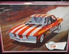 AMT 873/12    --     Chezoom Corvair Funny Car    1:25