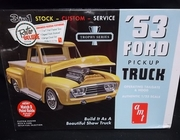 AMT 882/12   --   '53 Ford Pickup Truck  3'n1   1:25