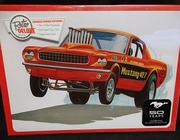 AMT 888/12    --    Mustang-GT 427 Fuel Injected Drag Funny Car 1:25