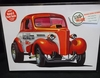 """AMT 899/12  --    """"Stovebolt""""   1937 Chevy Coupe   1:25"""