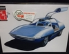 AMT 900/12    --     Piranha Super Spy Car   1:25