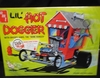 "AMT 908/12   --    Lil' Hot Dogger with Droopy Dawg, The ""Bone Ranger""   1:25"