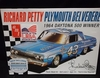 AMT 989    --    Richard Petty Plymouth Belvedere 1964 Daytona 500 Winner   1:25