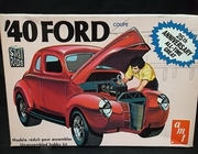 SOLD OUT!!!         AMT A140     --     '40 Ford Coupe   1:25
