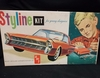AMT S221    --    1961 Thunderbird    Original Release (parts off tree) 1:25