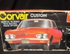 AMT T159    --    Corvair Custom/Modified '69 Monza with Multiple Engine Options   1:25  (rough box)