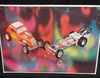 AMT T275    --     Double Dragster Kit / Build 2 Complete Dragsters   1:25
