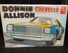 AMT T380    --    Donnie Allison's #88 Chevelle   1:25