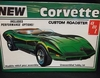 AMT T475    --    'New' Corvette Custom Roadster  1:25