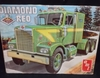 AMT T537   --    Diamond Reo Tractor   1:25   (rough box)