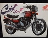 Aoshima 41642  --    Honda CBX 400F  /  1:12  Naked Bike Series