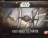 Bandai 203218     --     First Order TIE Fighter   1:72