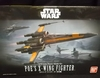 Bandai 210500     --      Poe's X-Wing Fighter    1:72