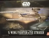 Bandai 212184     --     U-Wing Fighter & TIE Striker   1:144