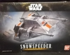 Bandai 217734     --     Snowspeeder    2 Kit Set   1:48 & 1:144