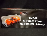 BCW 4550      --    Scale Car Display Case  1:24