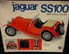 Entex 8500    --     1939 Jaguar SS100   1:16