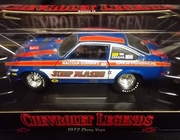 Erlt 29453   --     1972 Chevy Vega / Chevy Legends #2 In The Series / Limited Edition 1 of 2004    1:18