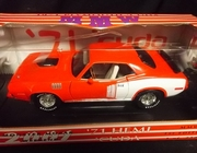 Ertl 29166     --     '71 HEMI 'Cuda   /  Monster Mopar Weekend 1st Edition 1 of  2,500    1:18