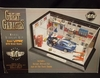 Estes 8000     --     Great Garage Model Display Kit   includes: Die Cast Dodge Viper GTS Sport Coupe, Garage and all tools shown   1:43