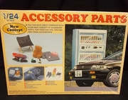 Fujimi 11041      --      Car Life Accessory Parts  1:24