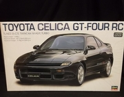 Hasegawa 20255     --     Toyota Celica GT-Four RC   /   Limited Edition   1:24