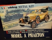 Hubley 4856     --    Model A Phaeton     1:24