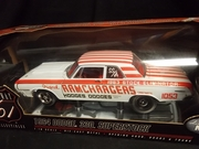 Hwy 61 50044     --     'Ramchargers' 1964 Dodge 330 SuperStock   1:18