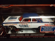 Hwy 61 50045     --     'Color Me Gone II'    1964 Dodge 330 SuperStock   1:18