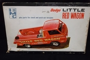 IMC 107   --   Dodge 'Little Red Wagon'    1:25 - (rough decals)
