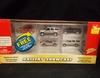 Johnny Lightning 553-11      --    Gallery Showcase  Displays 6 Vehicles  / 1:64 Car Included / Showcases Interlock   1:64