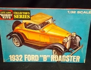 "Life-Like C287     --      1932 Ford ""B"" Roadster    1:32"