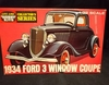 Life-Like C308     --     1934 Ford 3 Window Coupe    1:32